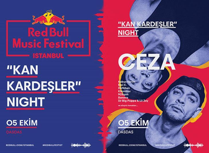 Red Bull Music Festival'de sahne alacak Kabus Kerim'in 'Köklere Dönüş Yolculuğu'