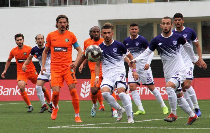 Hacettepe 0 - 4 Yukatel Denizlispor