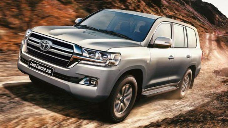 Toyota Land Cruiser'in satışı 10 milyonu aştı
