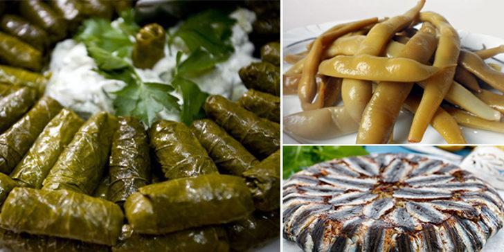 Pancar Çorbasından Hamsi Pilavına Bir Oturuşta Yiyebileceğiniz 10 Enfes Giresun Yemeği