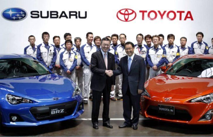 Toyota, Subaru`daki payını artıracak