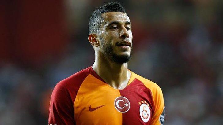 Galatasaray: Belhanda, Gaziantep maçında yok