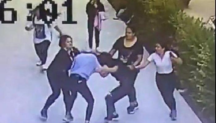İzmir'de kız öğrenci, 5 kız tarafından tekme tokat dövüldü