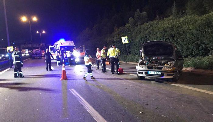 Anadolu Otoyolu'nda feci kaza! Çok sayıda ölü ve yaralı var