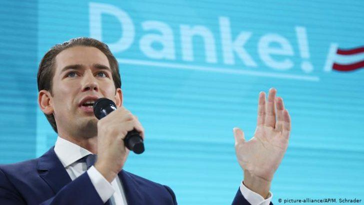 Kurz: Türk-Yunan sınırındakiler iltica hakkına sahip değil