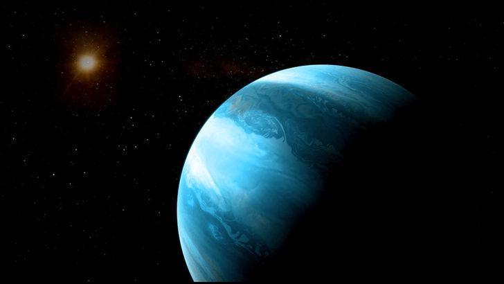 Gökbilim teorilerine meydan okuyan keşif: Küçük yıldızın yörüngesinde dev gezegen