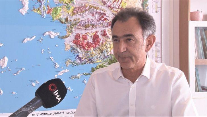 """Korkutan açıklama: """"İzmir'de 7,0'lık deprem oluşturabilecek 13 fay hattı"""""""