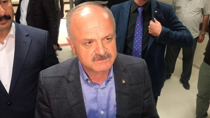 Eskişehir Valisi, yaralı polisleri hastanede ziyaret etti