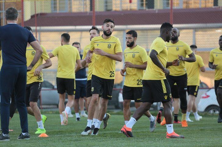 Yeni Malatyaspor'da Denizlispor maçında 3 eksik