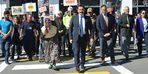 """Ardahan'da """"Yaya Güvenliği Nöbetçisiyiz"""" etkinliği düzenlendi"""