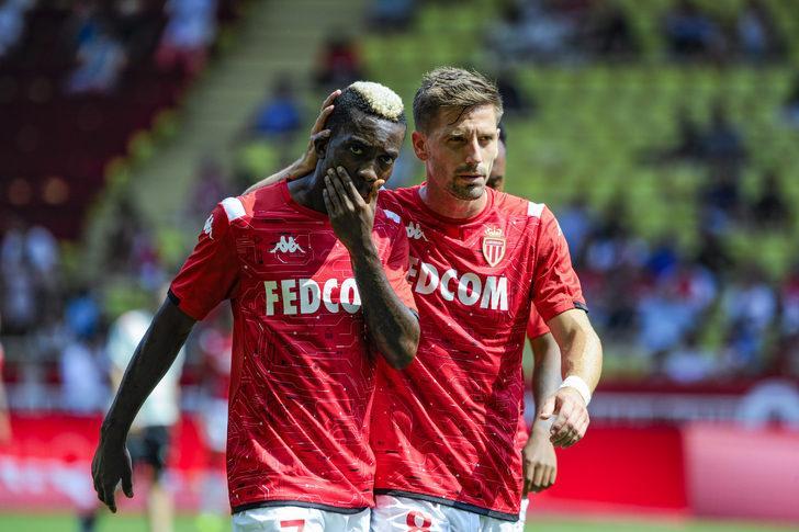 Henry Onyekuru'nun devre arasında Monaco'dan ayrılacağı iddia edildi