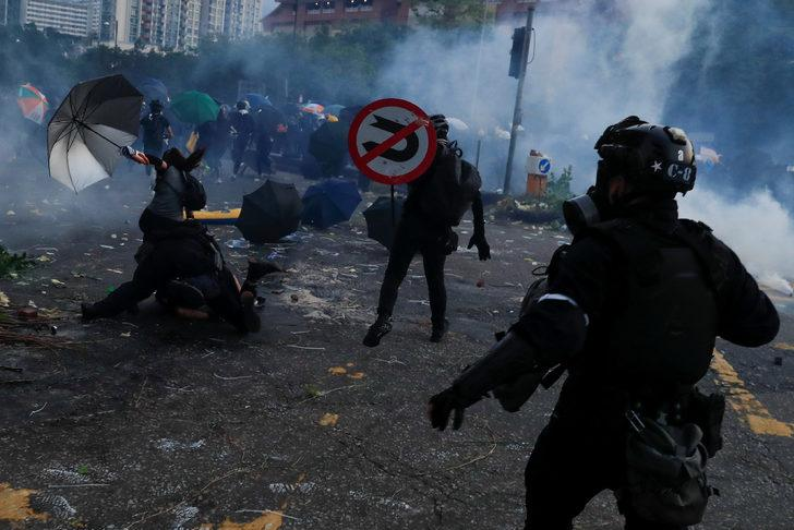 'Polislere gazeteci olduğumuzu söyledik, ateş ettiler'