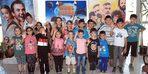 Minikler Pamukkale Belediyesi sayesinde sinemayla tanıştı