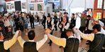 İstanbul'daki Trabzon tanıtım günlerinde Akçaabat Belediyesi'nin standına yoğun ilgi
