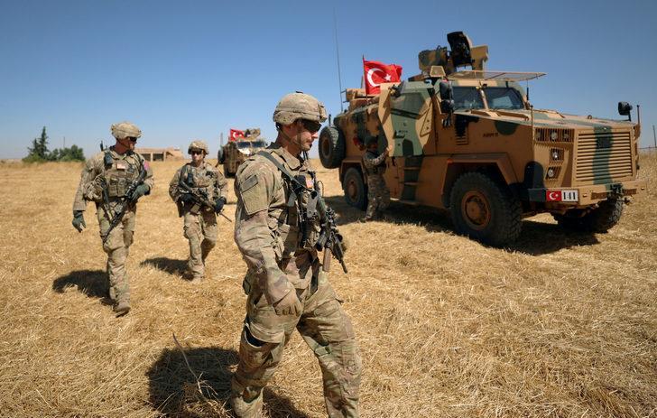 WSJ: Türkiye Suriye'ye girerse ABD çekilebilir
