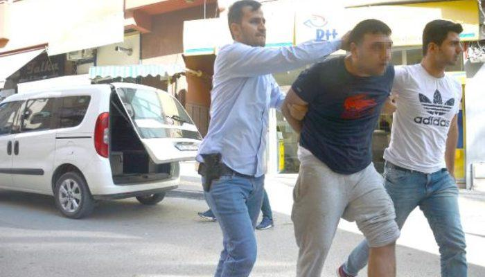 Nefes kesen kovalamaca! Bursa'da yakalandılar
