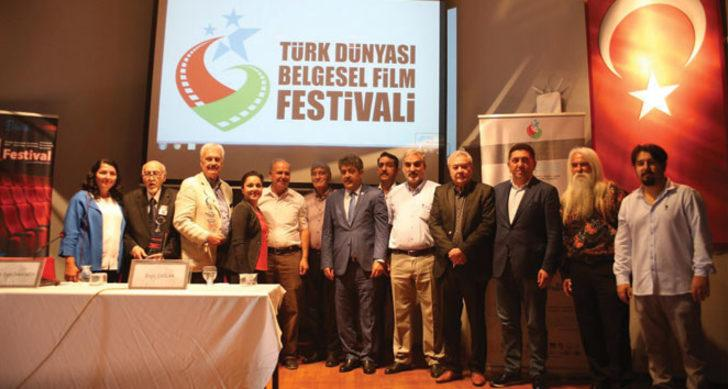 Türk dünyası 4. belgesel film festivali başladı