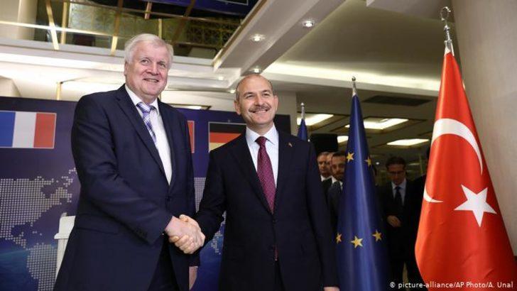 Almanya İçişleri Bakanından Türkiye ve Yunanistan'a destek sözü