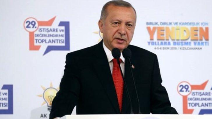 Erdoğan: 'Operasyon Belki Bugün Belki Yarın Denecek Kadar Yakın'