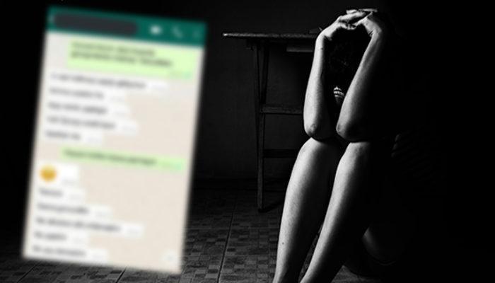 Üniversitede skandal 'taciz' olayı! WhatsApp konuşmaları ortaya çıktı