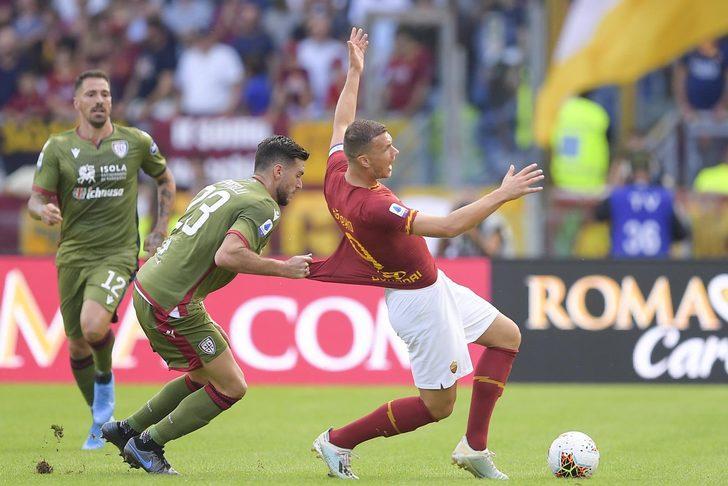 Roma 1 - 1 Cagliari