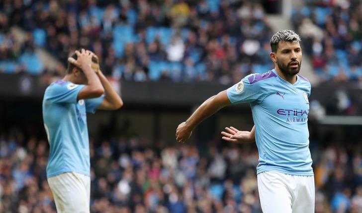 Manchester City 0 - 2 Wolverhampton