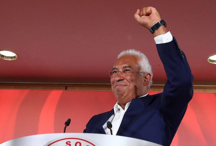 Portekiz'de seçim sonuçları belli oldu! Sosyalist Parti zafer kazandı