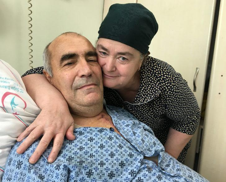 Ahıska Türkü Bekirov, aynı anda 4 ameliyatla sağlığına kavuştu
