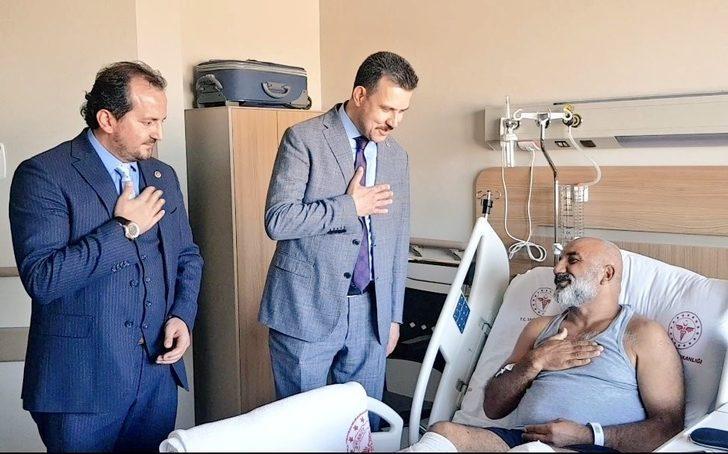Kahraman Gazi Polis Şahin Türkiye'nin gururu