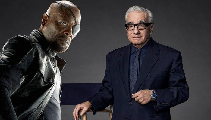 Samuel L. Jackson'dan Martin Scorsese'ye Marvel cevabı