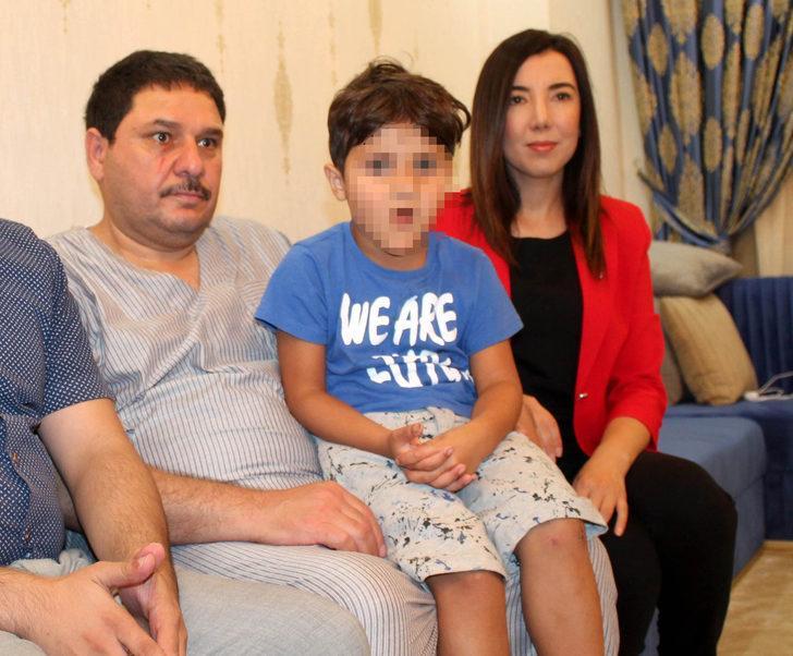 Ürdünlü çocuğa tokatta, savcılık ev hapsi kararına itiraz etti (2)