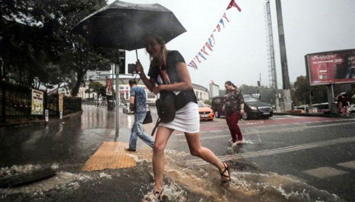 Meteoroloji'den İstanbul için 'son dakika' hava durumu uyarısı! Saat verildi
