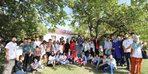 Vali Bilmez'in eşi, çocukları ve gençleri misafir etti