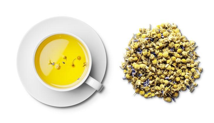 Lavantalı papatya çayı tarifi