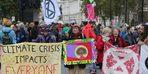 Londra'daki işgal eylemlerinde 217 kişi gözaltına alındı