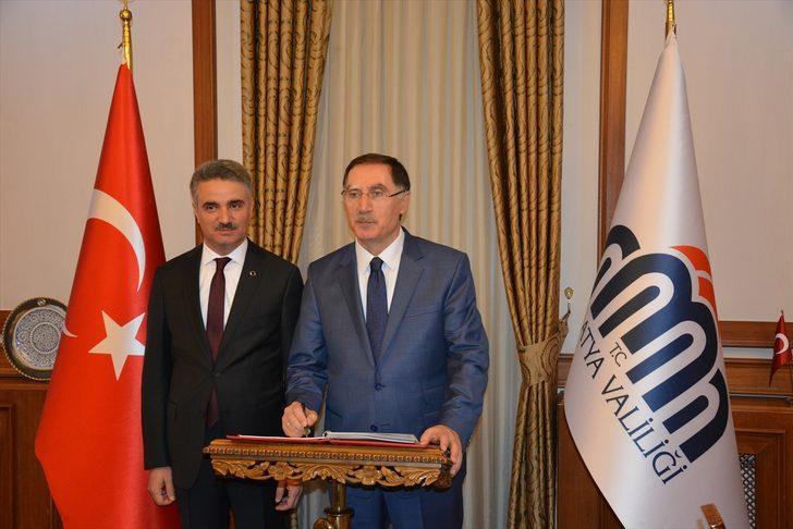 """""""Türk Silahlı Kuvvetleri'ne kazasız belasız hizmetler diliyoruz"""""""