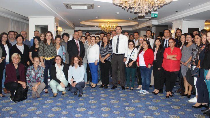 İzmir'de 'İklim Değişikliği Projesi' eğitimi başladı