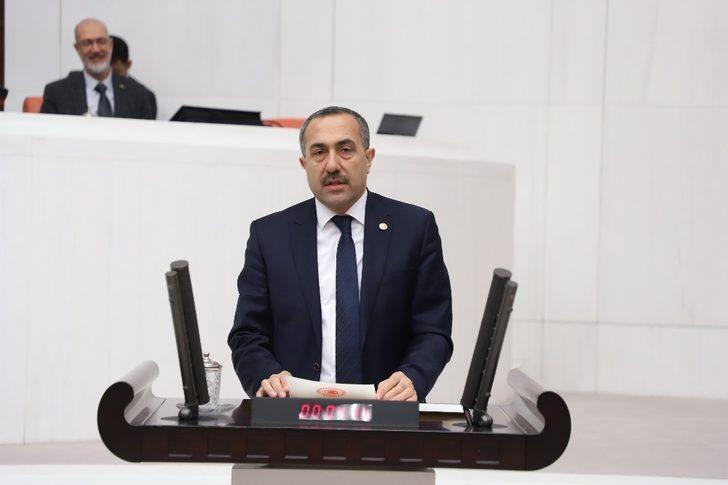 "AK Parti'li Arvas: ""Adalete olan güven artacak"""