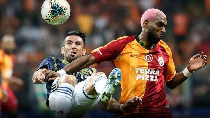 Galatasaray - Fenerbahçe derbisi yeni bir rekora imza attı
