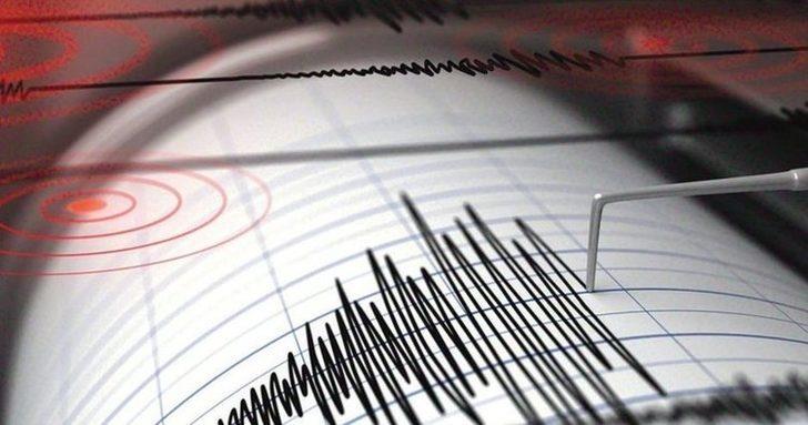 Erzincan'da 3.3 büyüklüğünde deprem
