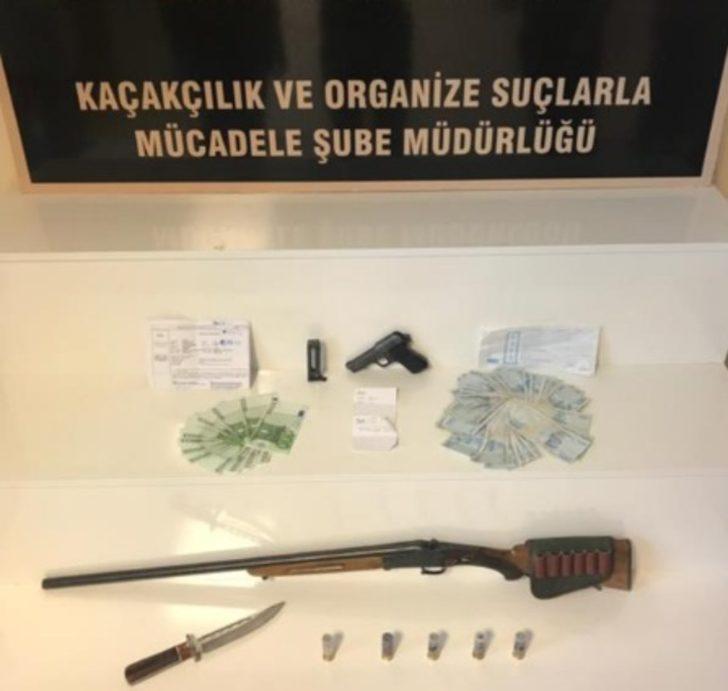 Kırşehir'de 'tefeci' operasyonu: 5 tutuklama