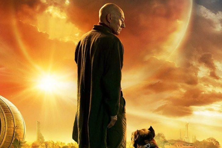 Trek: Picard, 23 Ocak günü yayına girecek