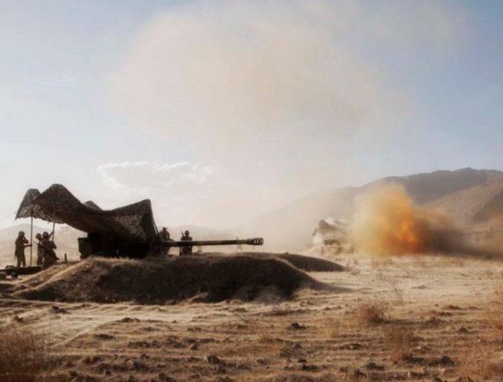 İran, Türkiye sınırında askeri tatbikata başladı