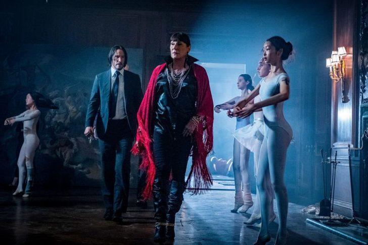 """John Wick spin-off filmi """"Ballerina""""nın yönetmeni belli oldu"""