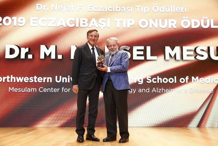 Prof. Dr. Marsel Mesulam Eczacıbaşı Tıp Onur Ödülü'nün sahibi oldu (2)
