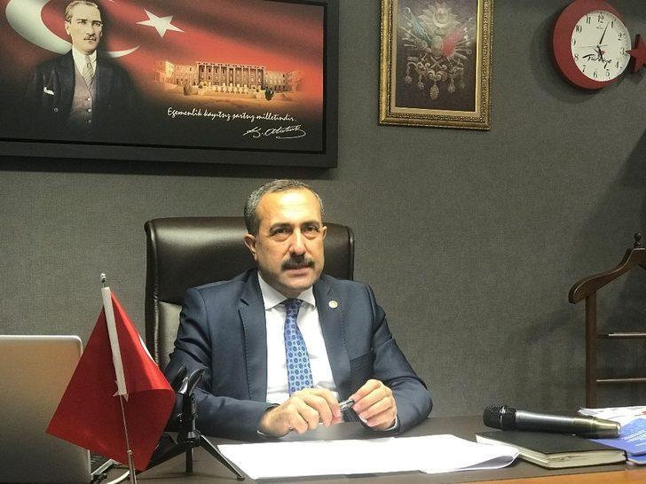 """AK Parti'li Arvas: """"Bakanlığa ait yetkilendirme süresi bir yıl uzatılacak"""""""
