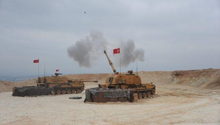 Son dakika: Barış Pınarı Harekatı resmen başladı! İşte bölgeden gelen ilk fotoğraflar