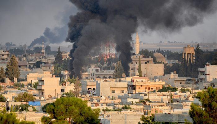 Resulayn ve Tel Abyad'da YPG mevzileri vuruluyor!