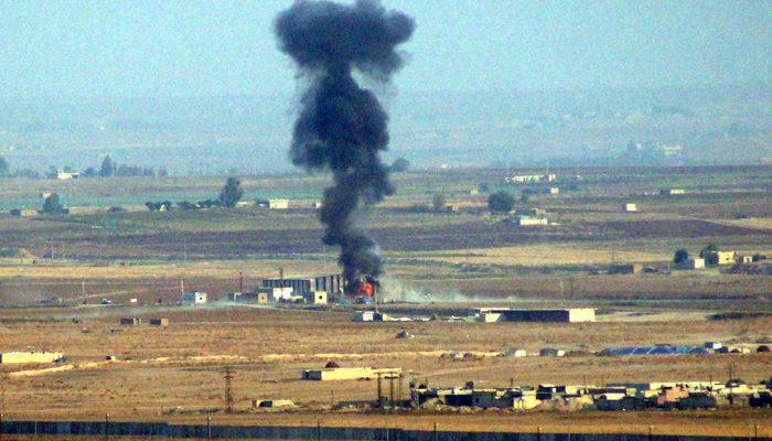 YPG/PKK'lı teröristler çaresiz kalıp bunu yaptı