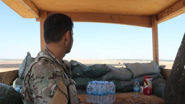 SDG: 'IŞİD'e Karşı Operasyonları Durdurduk'